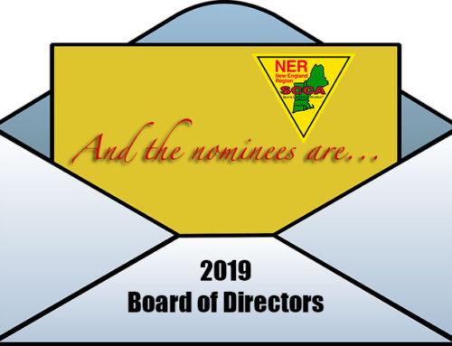 Meet the Nominees: 2019 NER Board of Directors